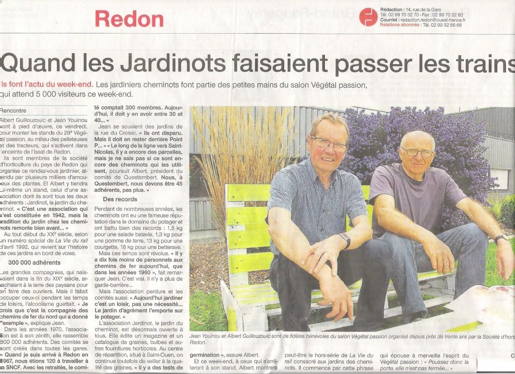 Ouest France Edition du 23042016 001