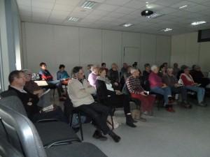 Participants à la rencontre du 020416