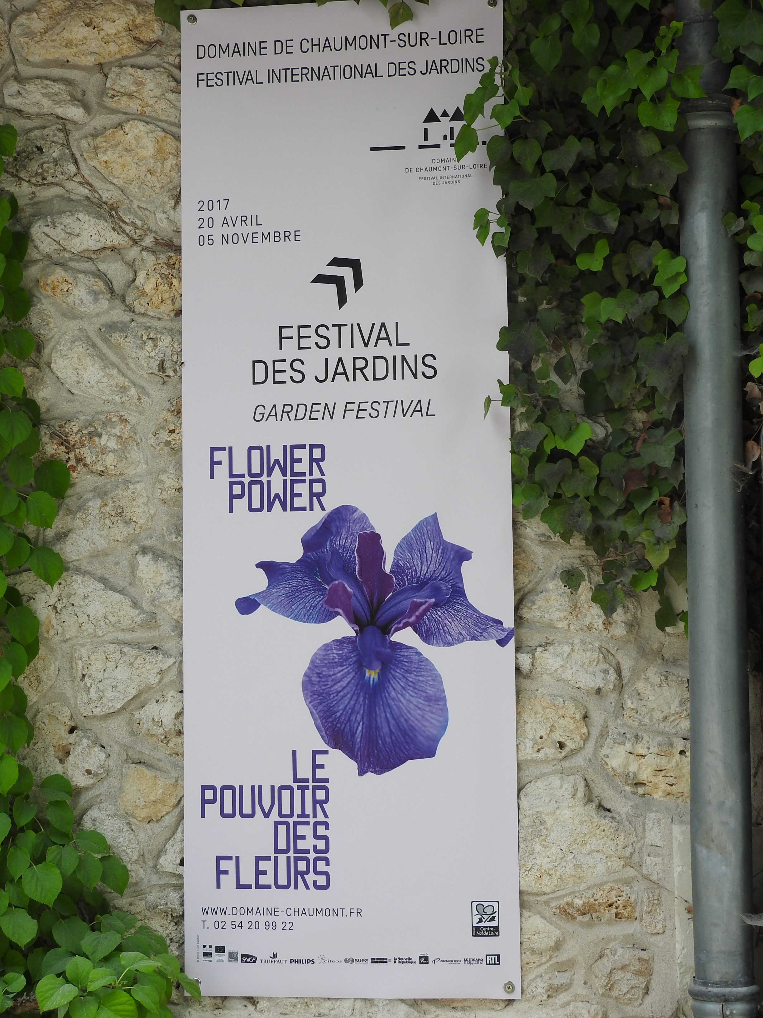 Journ e festival international des jardins chaumont sur - Festival international des jardins de chaumont ...