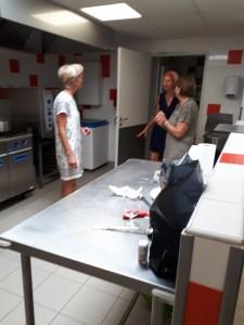 dans les cuisines